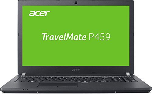 Acer TravelMate P459 (P459-G2-M-520T) 39,6 cm (15,6 Zoll Full-HD IPS matt) Office Notebook (Intel Core i5-7200U, 8GB RAM, 256GB PCIe SSD, Intel HD, Linux) schwarz