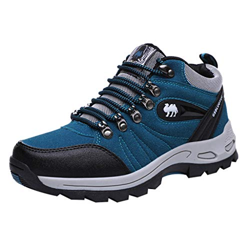 KERULA Scarpe Donna da Moda Aumentato Lanugine Stai al Caldo Antinfortunistiche Impermeabile Scarpe da Alpinista da Ginnastica Corsa Sneakers da Interior Casual all'Aperto