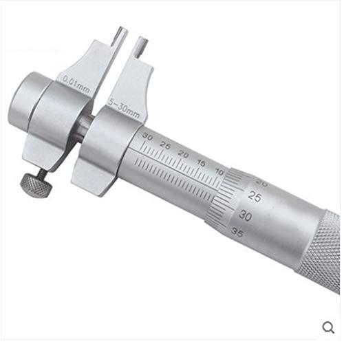 WNTHBJ Micrómetro de diámetro Interior 75~100 mm, micrómetro medición Agujero Dentro, de Alta precisión micrómetro micrómetro Espiral