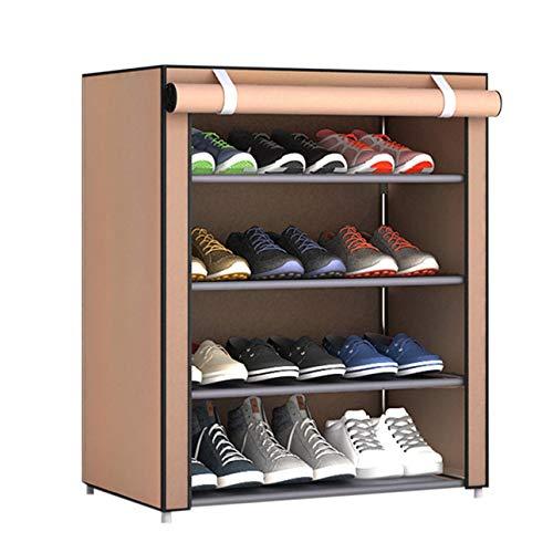 Ballylelly Combinación de múltiples enrejados Organizador de zapatero Organizador de zapatos Torre...