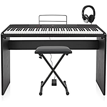 SDP-2 Pianoforte da Palco da Gear4music + Pacchetto Completo