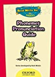 Read Write Inc. Phonics: Phonemes Pronunciation Guide DVD