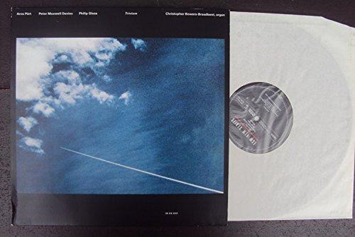 Trivium, Mein Weg hat Gipfel und Wellentäler, u.a. und Psalm 124, O God Abufe und Satyagraha Dance IV. Christoph Bowers Broadbent. 1992 Stereo -