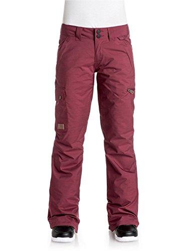 Dc Shoes Recruit Pnt J Snpt Kpf0, Color: Cordovan Red, Size: M