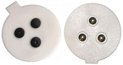 EMG-Elektroden vorgeliert Triode Biofeedback