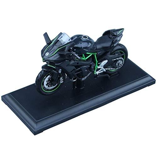 Maisto Modelo a Escala de Motocicleta 1:18 Kawasaki H2r Carretera Loco