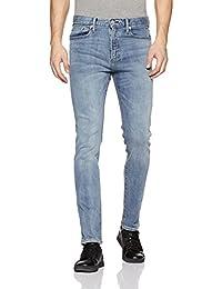 Gap men's  Washwell Light Indigo Jeans in Skinny Fit with GapFlex
