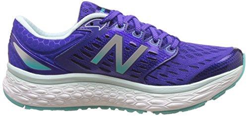 New Balance W1080v6 Women's Scarpe Da Corsa (D Width Fitting) Purple