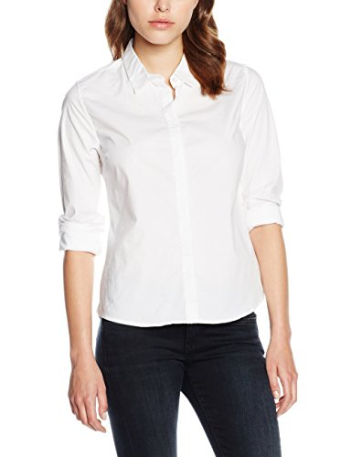 Pepe Jeans London Camicia Donna Bianco (White 800)
