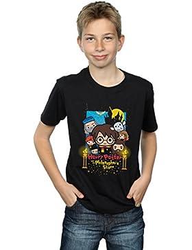 Harry Potter Niños Philosopher's Stone Junior Camiseta