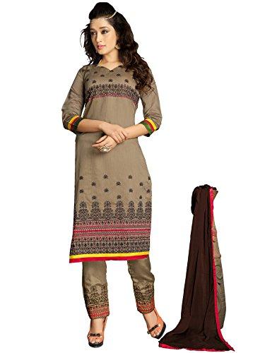 Pavan Fashion World Chanderi Silk Salwar Suit