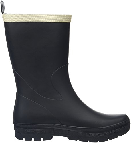 Helly Hansen Midsund 2, Stivali da Pioggia Donna Nero (Black / Natura 990)
