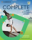 Complete First for Schools for Spanish Speakers Student's Book without answers 2nd Edition