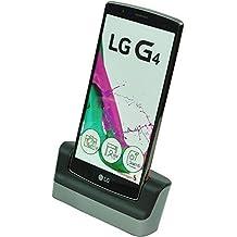 MP power @ Dual Negro Cargador Base Dock docking station + microusb cable Para LG G4