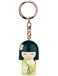Porte clé Kokeshi Kimmidoll 5cm Natsumi - aventure