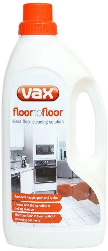 Vax Floor to Floor Hard Floor Cleaning Solution, 1.5 Litre