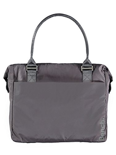 Bench Damen Broadfield 3 Sporttasche, Dunkelgrau, 38.4 x 7 x 38.4 cm, 103.21 Liter
