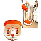 Stvin Professional Foot Spa Foot Bath & Roller Massager For Feet Pain Relieve And Feet Care Machine