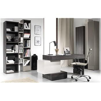 Büromöbel Set PHANTASY Büroeinrichtung komplett Arbeitszimmer 5 ...