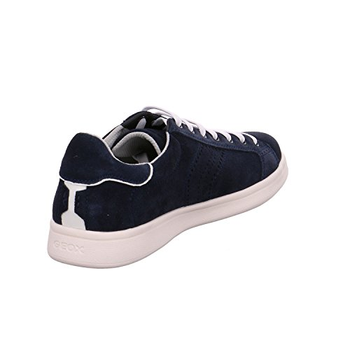Geox U WARRENS B, Sneakers basses homme Bleu