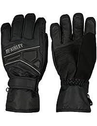 McKinley Morello Men s Skiing Gloves Green Lime Black Night 26c82df9e2c