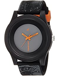 0b458f1fe Fastrack Analog Grey Dial Unisex Watch 38025PP01 Women available at Amazon  for Rs.680