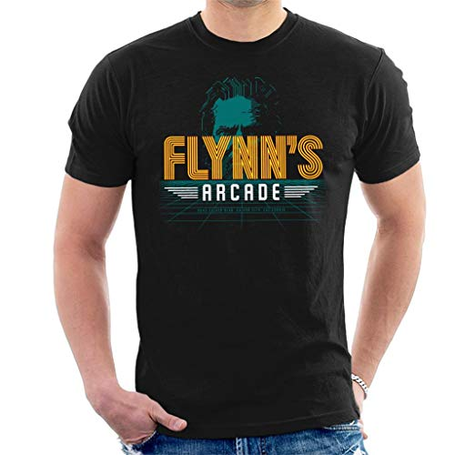 Flynns Arcade Tron Men's T-Shirt