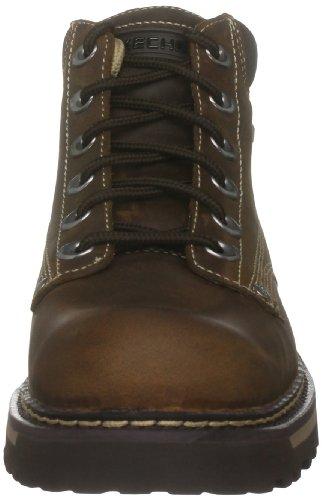 Skechers Cool Cat Bully II 4479 BOL, Stivali, Uomo Marrone (Braun/CDB)
