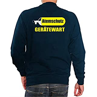 Sweatshirt Navy, Respiratory Protection Device Wart blue navy Size:XXX-Large