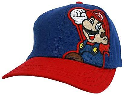 Super Mario Verstellbar (Schirmmütze)