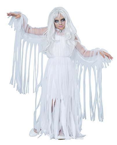 California Costumes Ghostly Girl Costume ()