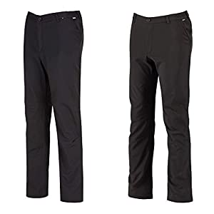41Li7sdd%2BxL. SS300  - Regatta Men's Fenton Water Repellent and Wind Resistant Short Leg Trousers