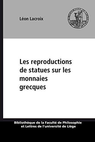 Les reproductions de statues sur les monnaies grecques: La statuaire archaïque et classique