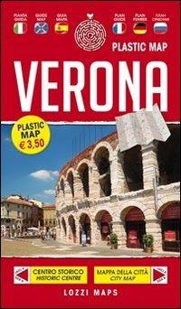 Verona plastic map (Maps)