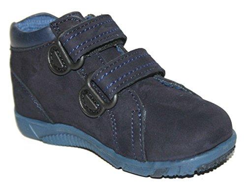 Richter Kinderschuhe , {Chaussures premiers pas pour bébé (garçon) Bleu Bleu Bleu - Blau (atlantic 1760)