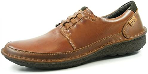 Pikolinos Hombre Zapatos llanos marrón, (braun) 01G-3070 CUERO