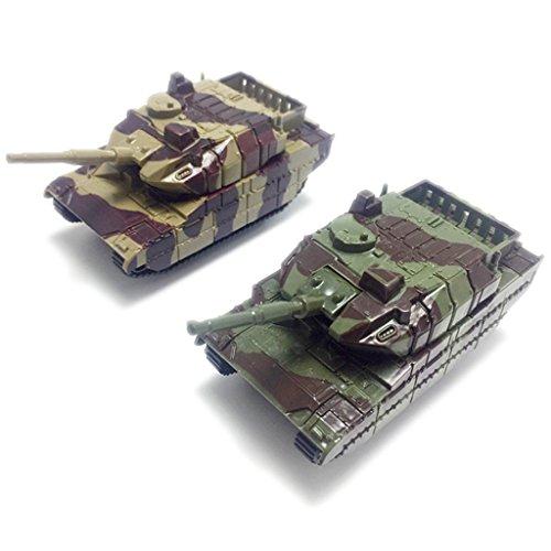 certylu Grüne Armee-Panzer-Kanone vorbildliches Spielzeug-Militärfahrzeug-Plastikspielzeug-Soldaten (Armee Spielzeug-panzer)