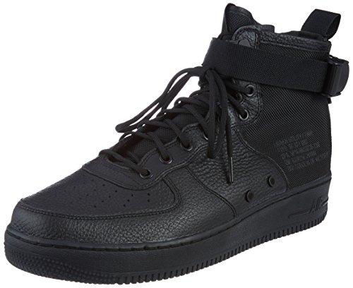 Nike Herren Sf Af1 Mid Gymnastikschuhe, Schwarz Black 005, 47.5 EU -