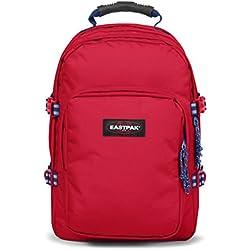 Eastpak Provider Mochila Infantil, 44 cm, 33 Liters, Rojo (Blakout Stop)