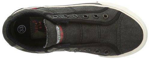 5 Schwarz Comb S 44110 Jungen 22 5 Slipper oliver 098 Casual black ExF8B