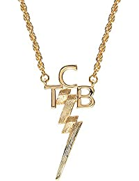 The Elvis Jewellery Collection Collar con colgante Hombre chapado en oro - 901N2491GA-30