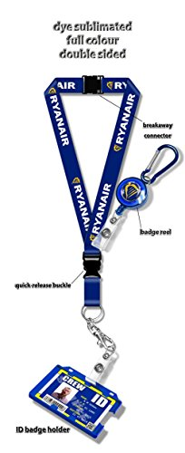 ryanair-dye-sublimation-lanyard-badge-reel