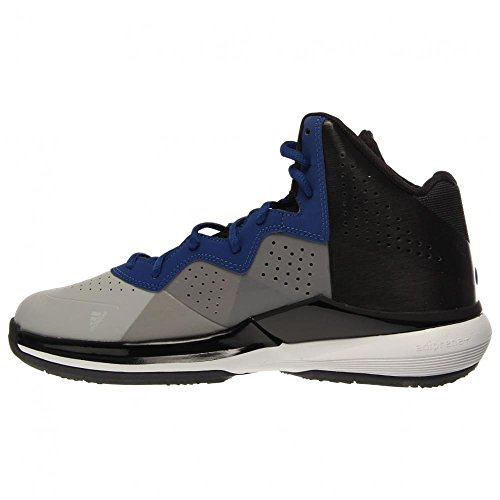 New Adidas Intimidation Chaussures de basket Onix / collégiale royale 8 Clear Onix/Collegiate Royal/Black