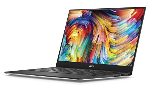 Best Dell XPS 13 13.3-inch QHD Touchscreen Laptop (Silver) – (Intel Core i7-8550U, 16GB RAM, 512GB SSD, Windows 10 Home) on Amazon