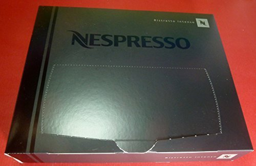 Nespresso Ristretto Intenso PRO COFFEE 50 Capsules (for Gemini , Zenius , Aguila Coffee Machines) New