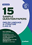 15 Sample Question Papers English Language & Literature Class 10th CBSE