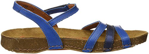 Art Damen 0998 Memphis I Breathe Peeptoe Sandalen Blau (Sea)