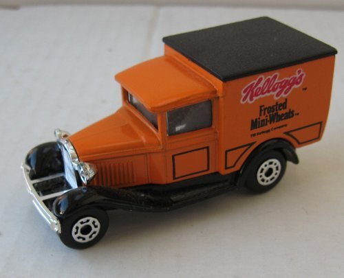 matchbox-ford-model-a-kelloggs-frosted-mini-wheats-collectible-toy-car-by-smartbuy