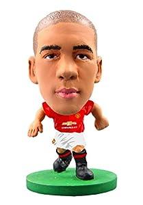 SoccerStarz SOC079 2017 - Kit de hogar para Hombre Utd Chris Smalling