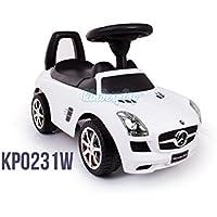Rutschauto Rutscher Mercedes SLS AMG Lizenz Kinderauto Auto Baby Neu